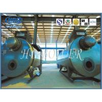 Produce Superheatered And Saturated Steam Boiler Drum 100mm Thickness ASME Standard Manufactures