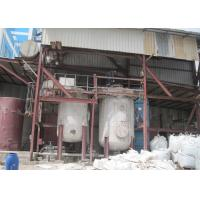 Water Glass Sodium Silicate Furnace With Air Cooling Water Cooling Function Manufactures