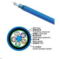 stranded loose tube mining flame-retardant optical fiber cable  for duct Manufactures