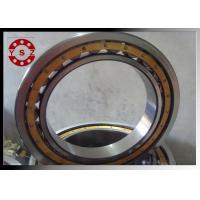 C3 Clearance Single Row Brass Cylindrical Rolling Bearings NU1048ECM Manufactures
