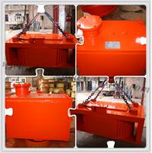 China Rectangular Magnetic Metal Separator MC23-9060L on sale