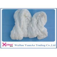 High Tenacity Virgin Hank Yarn for Embroidery Thread , 100% Spun Polyester Yarns Manufactures