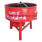 Small pan type concrete mixer machine cement machine JQ250 construction machinery Manufactures