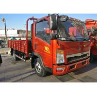 6 Meters 7 Ton Light Duty Commercial Trucks Sinotruk HOWO For General Transportation Manufactures