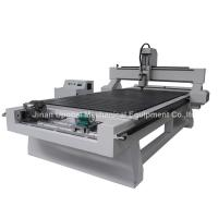Buy cheap 4 Axis CNC Wood Engraving Machine with Rotary Axis Fixed in X-axis from wholesalers