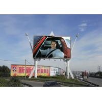 Quality 6000 Nits High Brightness Outdoor Advertising LED Display P5 Led Wall Energy Saving for sale