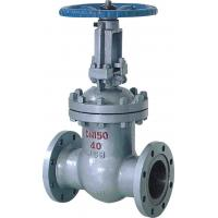 China 12 Inch Cast Iron Gate Valve , Double Flanged Water Supply Gate Valve on sale