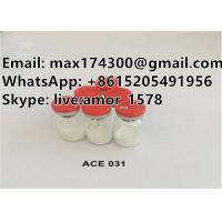 ACE-031 human growth hormone white solid moystatin 1mg vial peptide hormone for muscle mass Manufactures