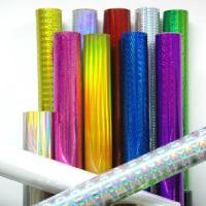 color Hot stamping foil Manufactures