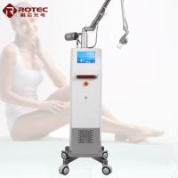Buy cheap 30W 10600nm CO2 Laser Beauty Equipment , Fractional Laser Machine Vaginal from wholesalers