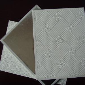 595x595mm/603x603mm Gypsum Ceiling Manufactures