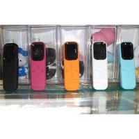 China Touch Key Necklace 2GB mini MP3 player on sale