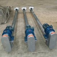 304 Stainless steel  Grain vibrating augers conveyor used for transfer milk powder Manufactures