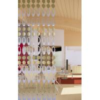 PVC Hang Curtains - White & Yellow Manufactures