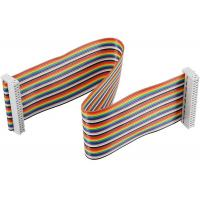 China ODM Flat Flexible Ribbon Jumper Cable For Audio And Video Machines on sale