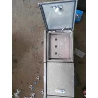 Cold Roll Steel Electronic Equipment Enclosure Box , IP54 Watertight Electrical Enclosure Manufactures
