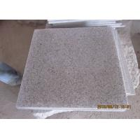 G681 Granite Stone Tiles Bathroom Use Polished Cream Beige Color Manufactures
