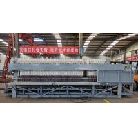 China High Efficiency Plate Filter Press , Automatic Control Sludge Filter Press on sale