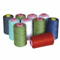 China 3000m/cone  20/2 100% polyester sewing thread on sale