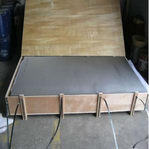China titanium sheet ASTM B265 gr2 gr5 Gr.2Gr.5 grade 5 ti6al4v heat exchanger ams 4911 3mm,5mm, on sale