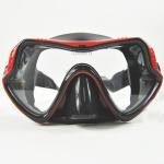 Anti Fog Coating Diving Snorkel Mask , Professional Scuba Diving Masks Manufactures