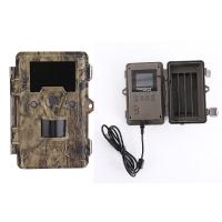 New and best camouflage infrared trail camera and waterproof fast trigger deer game camera 720P trail camera with 36 LED Manufactures