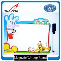 Anti Pollution Writing Magnetic Board New Style Writing / Display Device Manufactures