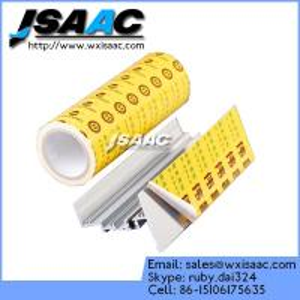 Aluminium profile frame protective film and pvc ceiling film Manufactures