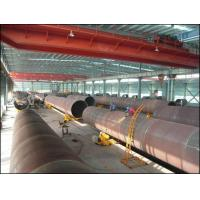 Self-alignment Vessel Turning Rolls / Tube Rotator for welding Manufactures