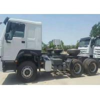 40 - 50 Ton Heavy Prime Mover Tipper , 290 HP Diesel Engine 6x4 Prime Mover Manufactures