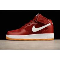 China Nike Air Force Sport shoes red size 39-45 40.5 42.5 215123-608 on sale