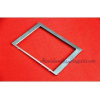Alloy Steel / Iron Precision Metal Stamping Frame For Cell Phone Manufactures