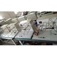 Quality Pre-Determined Counter Textile Measuring Machine , For Yarn Length or Strength for sale