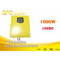 China Dc to ac single phase pure sine wave inverter rechargeable inverter 1000w-6000w on sale