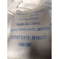 Chinese pure dried vacuum salt, edible grade with best price