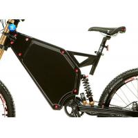 High Speed Motor Enduro bike Frame / Custom Mountain Bike Frames Manufactures