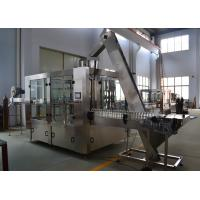 Automatic Fruit Juice Filling Machine
