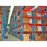 5 Levels Strong Loading Support Heavy Duty Pallet Racking For Auto Parts Storage Manufactures