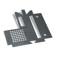 Laser Cutting Sheet Metal Stamping Process Parts For Electronic Spare Parts Manufactures