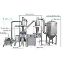 China Cooling System Mushroom Spice Powder Industrial Pulverizer Machine CE&ISO Certificate on sale
