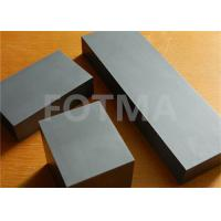 Pure Molybdenum Plate Parts for High Temperature Heating Elements