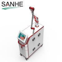 Buy cheap all color tattoo removal q switched nd yag pico laser 1064nm 532nm 755nm Pico second laser from wholesalers