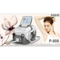 2016 New portable 808nm diode laser hair removal machine