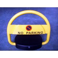 Lockable Car Parking Bollards , Remote Controlled Car Space Lock Manufactures