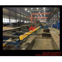 Original Design H Beam Flange Straightening Machinery for H Beam Production Line Manufactures