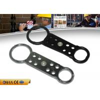 China ZC-K61 Double End Multi Lock Hasp , 149 Mm Length 47g Weight Steel Lockout Hasp on sale