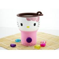 Quality hello kitty ceramic coffee cup for sale
