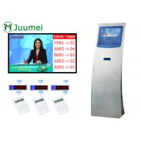 Juumei Ticket Dispenser Machine For Hospitals Clinics And Banks Manufactures