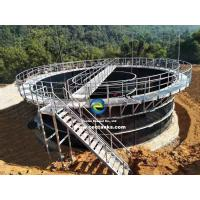 China ART 310 Steel Grade Premium Waste Water Storage Tanks Modular Bolted Constructure on sale