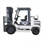CPQYD40 LPG Forklift 4 Ton Capacity 1070mm Fork Length 130mm Fork Width Manufactures